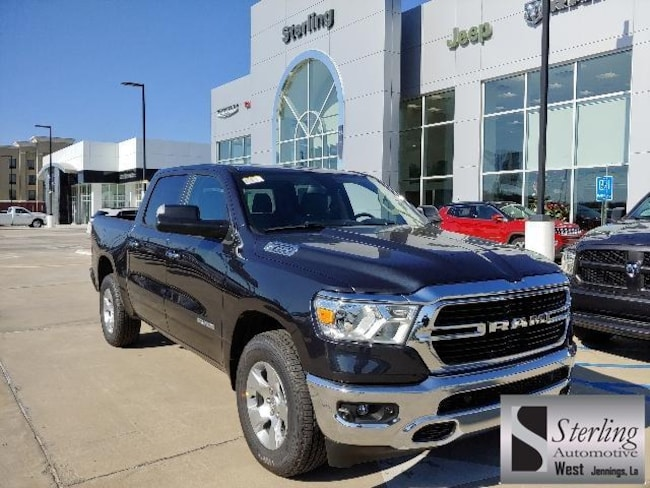 New 2019 Ram 1500 BIG HORN / LONE STAR CREW CAB 4X2 5'7 BOX Crew Cab For Sale/Lease Jennings LA