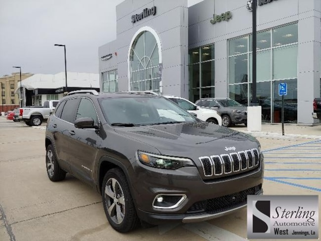 New 2019 Jeep Cherokee LIMITED FWD Sport Utility For Sale/Lease Jennings LA