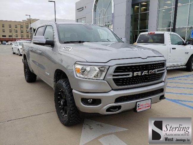 New 2019 Ram 1500 BIG HORN / LONE STAR CREW CAB 4X4 5'7 BOX Crew Cab For Sale/Lease Jennings LA
