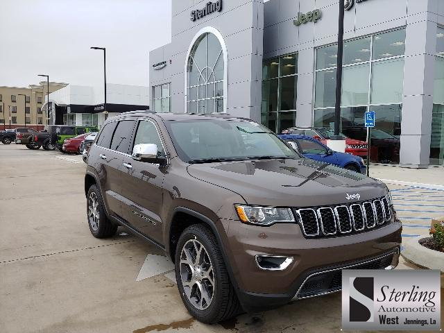 New  2019 Jeep Grand Cherokee LIMITED 4X2 Sport Utility For Sale/Lease jennings LA