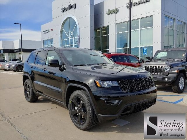 New 2019 Jeep Grand Cherokee UPLAND 4X2 Sport Utility For Sale/Lease Jennings LA