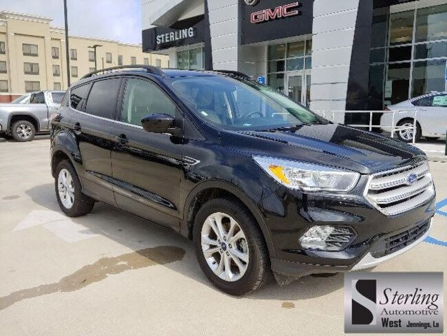 Used 2018 Ford Escape SE FWD Sport Utility For Sale Jennings LA