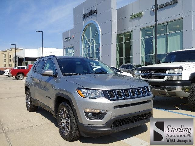 New  2019 Jeep Compass LATITUDE FWD Sport Utility For Sale/Lease jennings LA