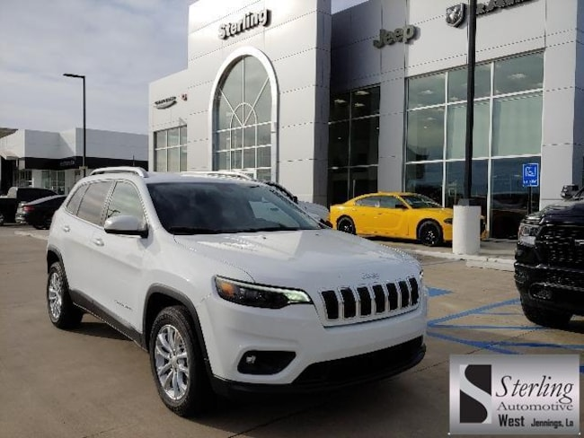New 2019 Jeep Cherokee LATITUDE FWD Sport Utility For Sale/Lease Jennings LA