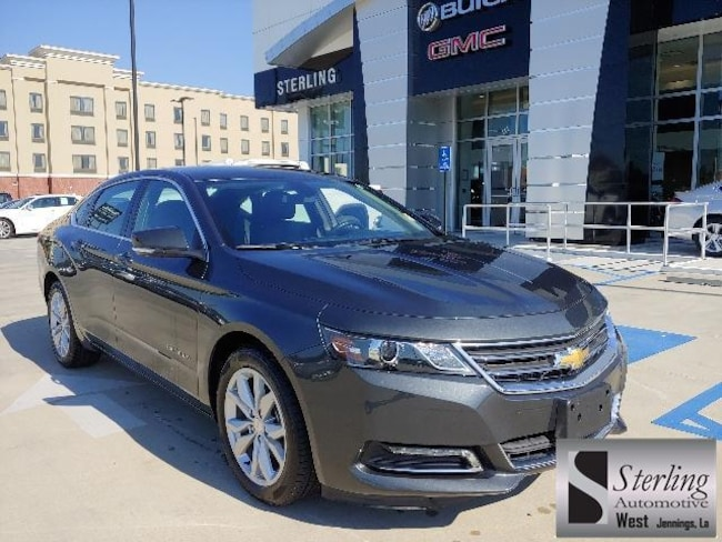 Used 2019 Chevrolet Impala 4dr Sdn LT w/1LT Car For Sale Jennings LA