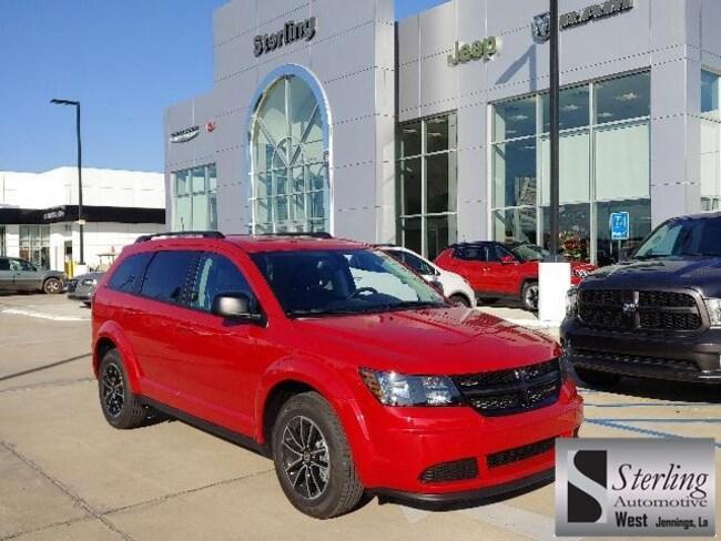 New 2018 Dodge Journey SE Sport Utility For Sale/Lease Jennings LA