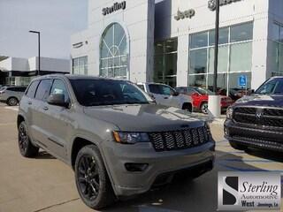 New 2019 Jeep Grand Cherokee ALTITUDE 4X2 Sport Utility For Sale Jennings LA