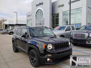 New 2018 Jeep Renegade ALTITUDE 4X2 Sport Utility For Sale Jennings LA