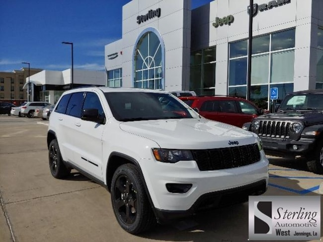 New 2019 Jeep Grand Cherokee Laredo SUV For Sale/Lease Jennings LA