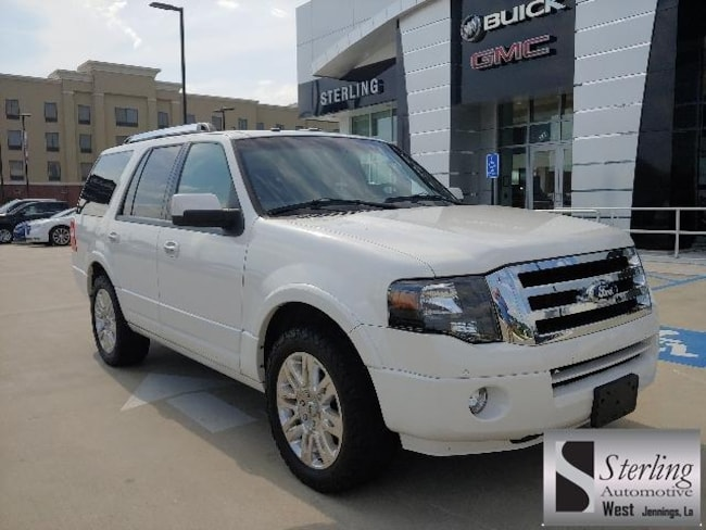 Used 2014 Ford Expedition 2WD 4dr Limited Sport Utility For Sale Jennings LA