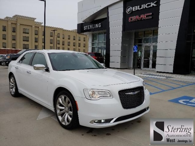 Used 2018 Chrysler 300 Limited RWD Car For Sale Jennings LA