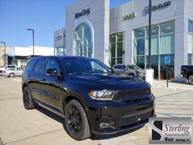 New 2019 Dodge Durango R/T RWD Sport Utility For Sale/Lease Jennings LA