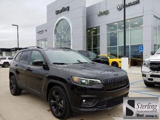 New 2019 Jeep Cherokee ALTITUDE FWD Sport Utility For Sale Jennings LA