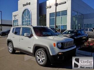 New 2018 Jeep Renegade LATITUDE 4X2 Sport Utility For Sale Jennings LA