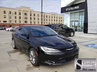 New 2016 Chrysler 200 4dr Sdn S FWD Car For Sale Jennings LA