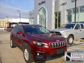New 2019 Jeep Cherokee LATITUDE 4X4 Sport Utility For Sale Jennings LA