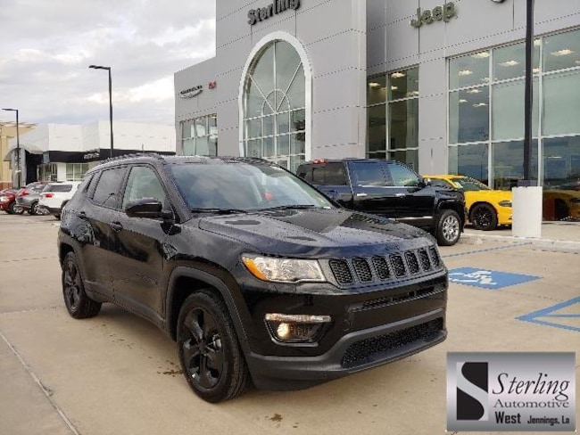 New 2019 Jeep Compass ALTITUDE FWD Sport Utility For Sale/Lease Jennings LA