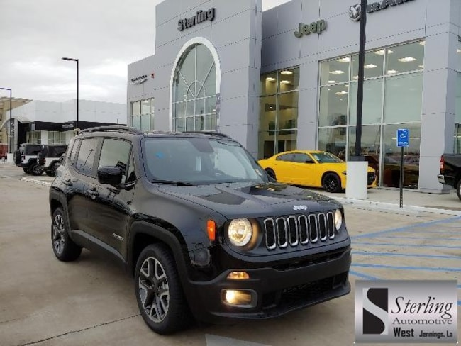 New 2018 Jeep Renegade LATITUDE 4X2 Sport Utility For Sale/Lease Jennings LA