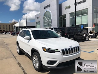 New 2019 Jeep Cherokee Latitude FWD SUV For Sale Jennings LA