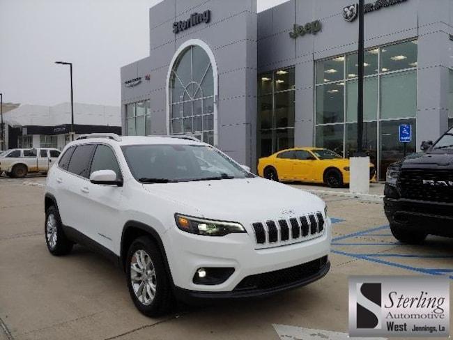 New 2019 Jeep Cherokee LATITUDE FWD Sport Utility For Sale/Lease Jennings LA
