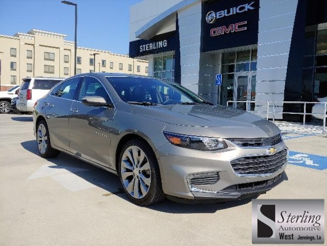 Used 2018 Chevrolet Malibu 4dr Sdn Premier w/2LZ Car For Sale Jennings LA