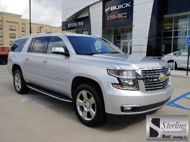 Used 2018 Chevrolet Suburban 2WD 4dr 1500 Premier Sport Utility For Sale Jennings LA