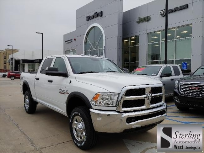 New 2018 Ram 2500 Tradesman Truck Crew Cab For Sale/Lease Jennings LA