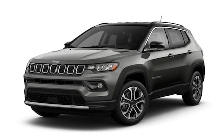 New 2022 Jeep Compass LIMITED 4X4 Sport Utility For Sale in Sterling Heights, MI