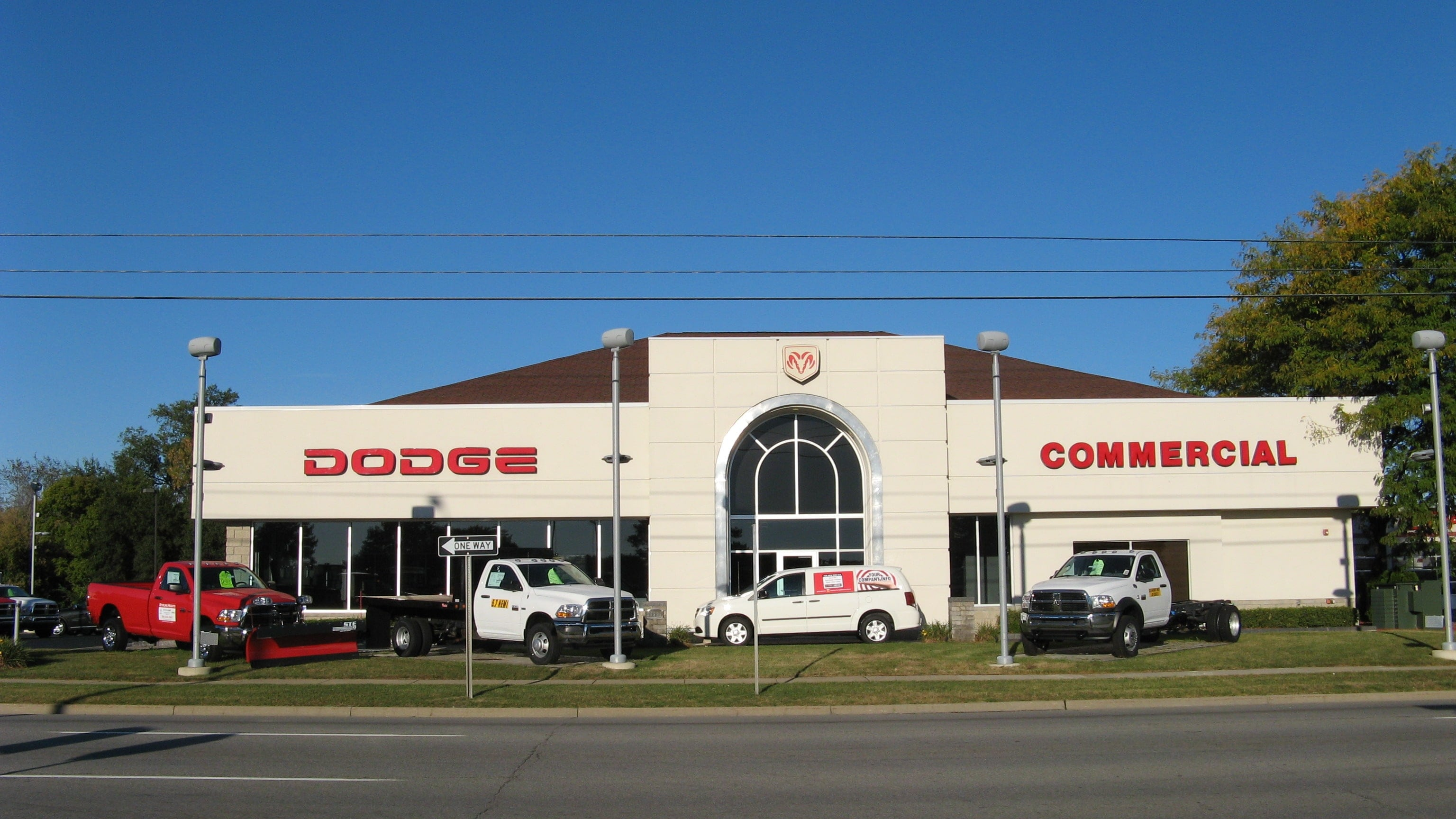 Sterling Heights Dodge >> Ram Commercial Truck Center In Sterling Heights Mi Sterling