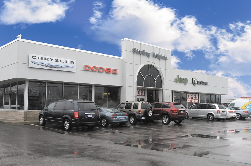 Sterling Heights Dodge >> Meade Auto Group in Sterling Heights, MI 48314   Citysearch