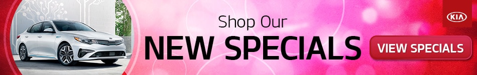 February Shop Our New Specials