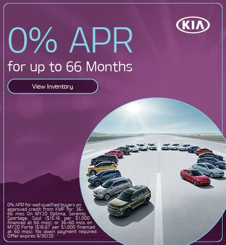 0% APR for up to 66 Months