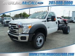 2016 Ford F-450 Chassis XLT Truck Regular Cab