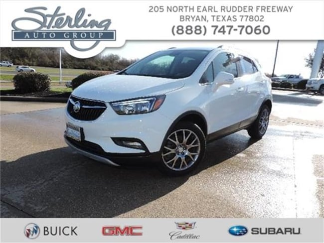 2018 Buick Encore Sport Touring Front-wheel Drive