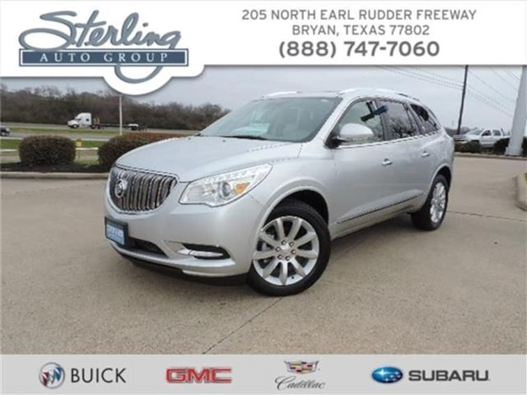 2017 Buick Enclave Premium All-wheel Drive