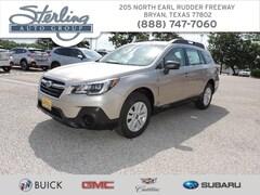New 2019 Subaru Outback 2.5i SUV 4S4BSABC7K3352523 in Bryan, Texas