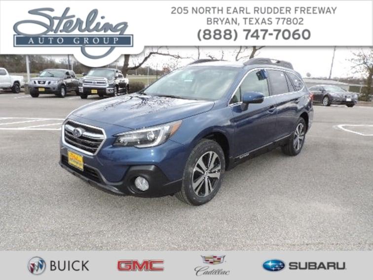 New 2019 Subaru Outback 3.6R Limited SUV Bryan TX