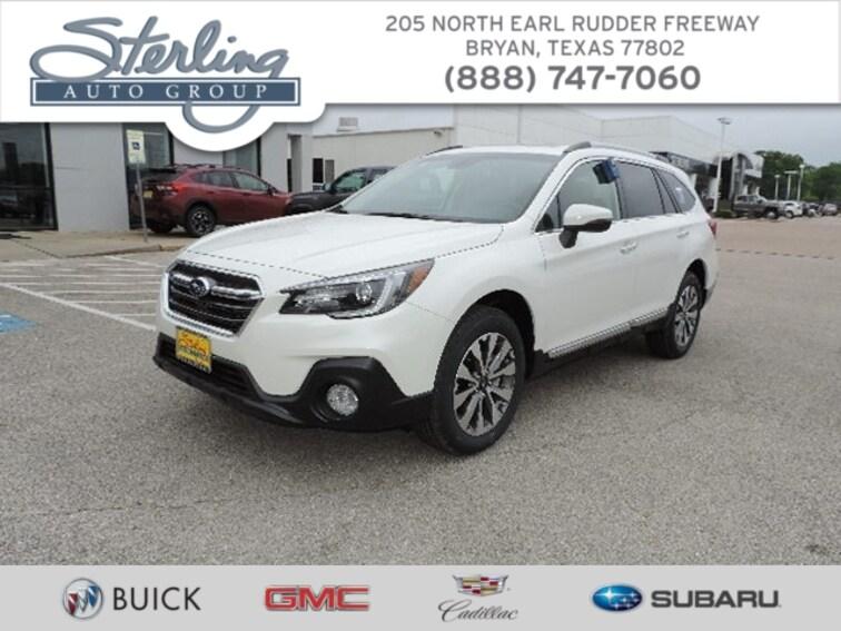 New 2019 Subaru Outback 2.5i Touring SUV Bryan TX