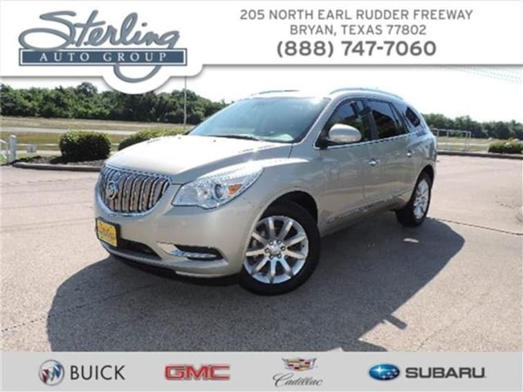 Used 2015 Buick Enclave Premium Front-wheel Drive Bryan