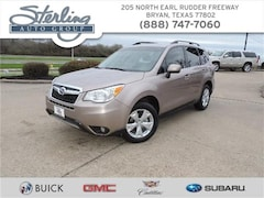 2016 Subaru Forester 2.5i Limited in Bryan, Texas