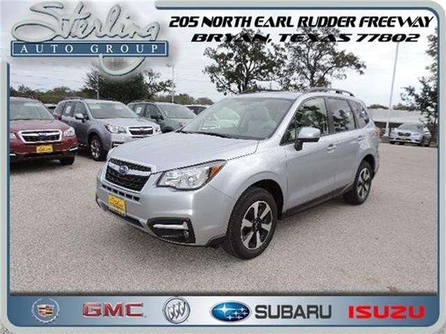 2018 Subaru Forester GRAY
