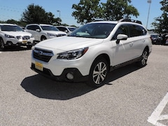 New 2019 Subaru Outback 2.5i Limited SUV 4S4BSANC8K3340036 in Bryan, Texas