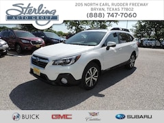 New 2019 Subaru Outback 2.5i Limited SUV 4S4BSANC9K3325769 in Bryan, Texas