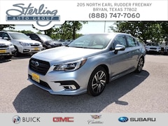 2018 Subaru Legacy 2.5i Sport with EyeSight, Blind Spot Detection, Rear Cross Traffic Alert, High Beam Assist, Navigation, and Starlink Sedan in Bryan, Texas