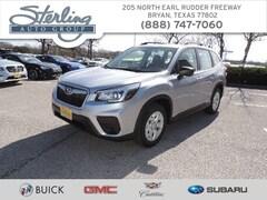 2019 Subaru Forester Standard SUV in Bryan, Texas
