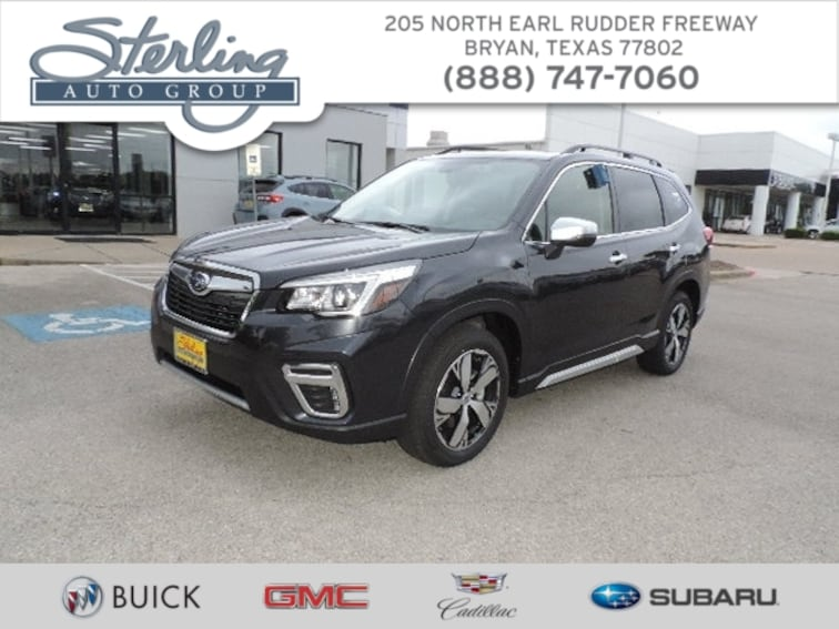 New 2019 Subaru Forester Touring SUV Bryan TX
