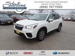 2019 Subaru Forester Premium SUV in Bryan, Texas