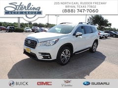 New 2019 Subaru Ascent Limited 7-Passenger SUV 4S4WMAPD6K3487859 in Bryan, Texas