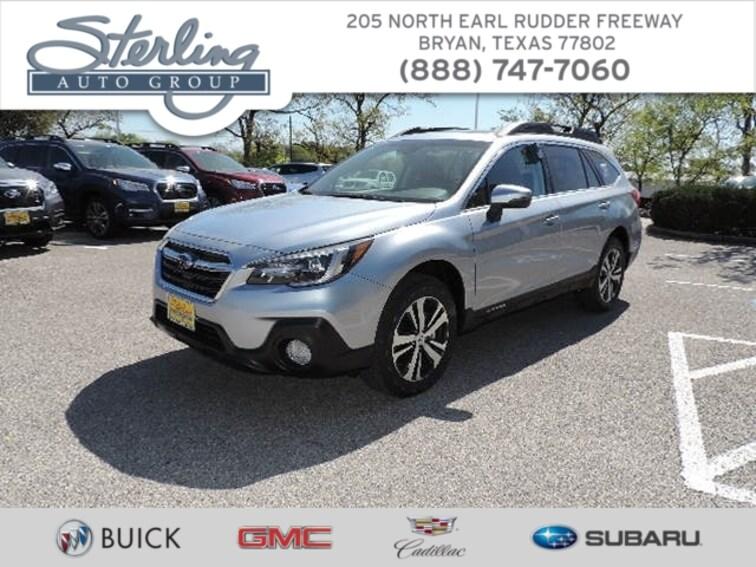 New 2019 Subaru Outback 2.5i Limited SUV Bryan TX