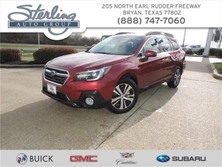 2018 Subaru Outback 2.5i Limited All-wheel Drive